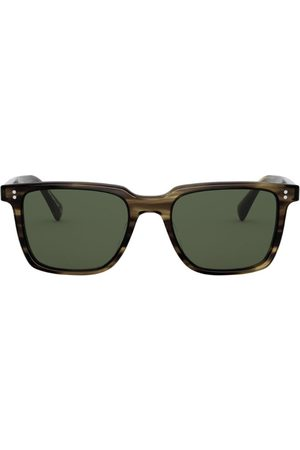 Oliver Peoples Lachman Square Sunglasses