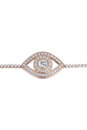 NETALI NISSIM Rose Gold and Diamond Protected Bracelet