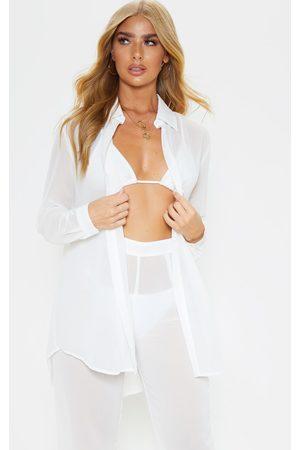 PRETTYLITTLETHING Beach Shirt