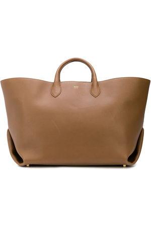 Khaite Women Handbags - The Large Envelope Pleat tote bag
