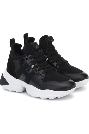 Hogan H487 Interaction leather sneakers