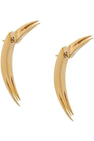 KASUN LONDON Stick earrings - Metallic