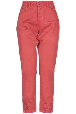 SOUVENIR DENIM - Denim trousers