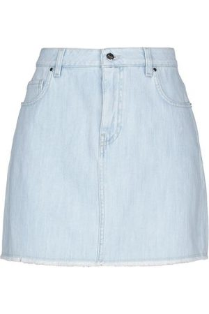 P_JEAN DENIM - Denim skirts