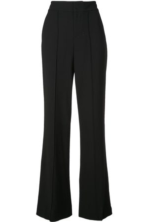 ALICE+OLIVIA Women Wide Leg Trousers - High-rise flared trousers
