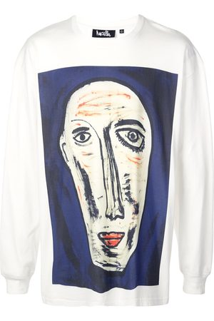 HACULLA Never Knew abstract print T-shirt