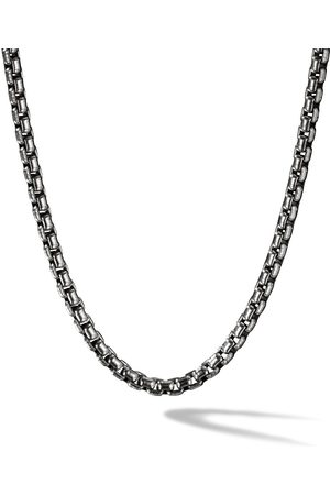 David Yurman Men Necklaces - Box chain necklace - SS