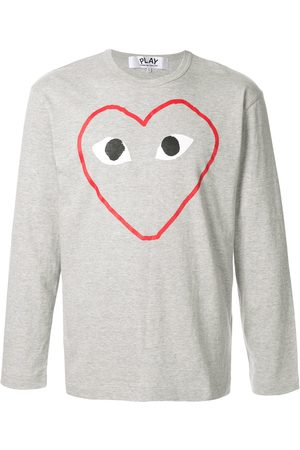 Comme des Garçons Play long sleeves T-shirt