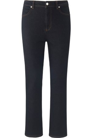 DAY.LIKE Ankle-length Slim Fit jeans in 4-pocket style denim size: 10s