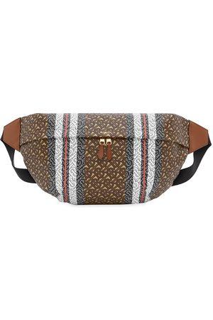 Burberry Extra Large Monogram Stripe belt bag