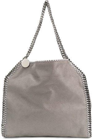 Stella McCartney Women Shopper & Tote Bags - Falabella silver chain tote