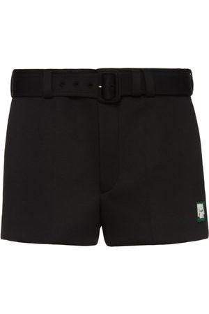 Prada Men Tops - Technical jersey shorts