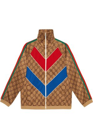 Gucci GG technical jersey jacket