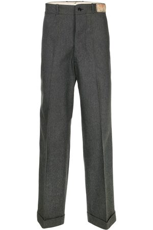 Fake Alpha Vintage 1940s Coverts tailored trousers