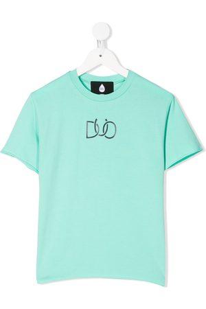 DUOltd Logo print T-shirt