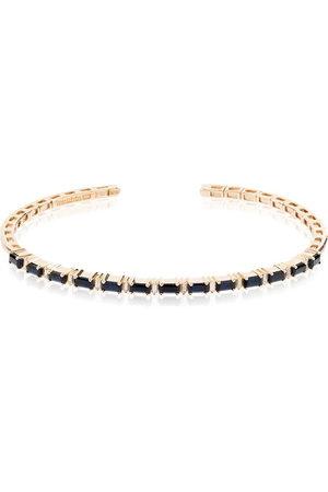 Suzanne Kalan 18kt Fireworks sapphire diamond bracelet - /
