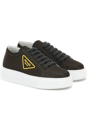 Prada Nylon sneakers