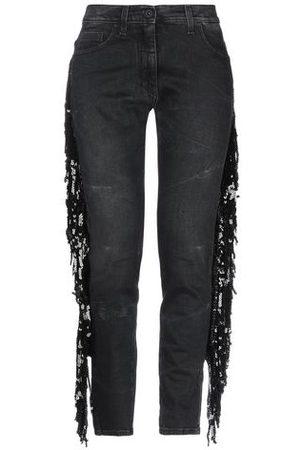 MESSAGERIE DENIM - Denim trousers