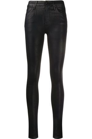 Citizens of Humanity Rocket wax coated skinny trousers