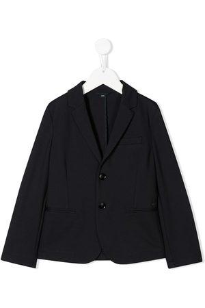 Emporio Armani Fitted formal blazer