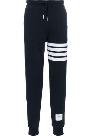 Thom Browne Men Trousers - Engineered 4-Bar Jersey Sweatpant