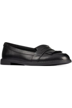 Clarks Girls Youth Scala Bright Loafer