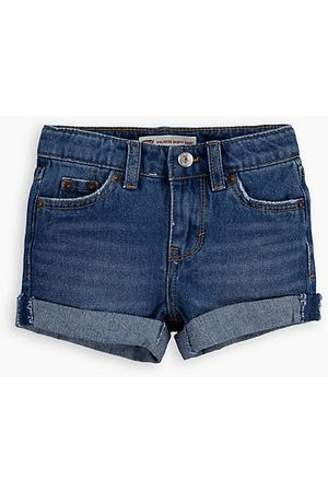Levi's Kids Girlfriend Shorty Shorts - Neutral / Evie