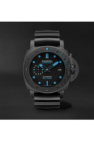 PANERAI Submersible Automatic 42mm Carbotech and Rubber Watch, Ref. No. PAM00960