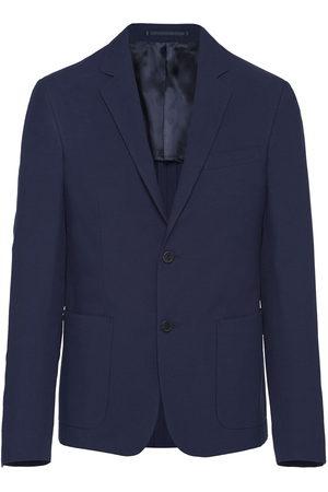 Prada Seersucker blazer