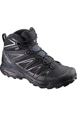 Salomon Men's X Ultra 3 Wide MID GTX Hiking Boot, /India Ink/Monument