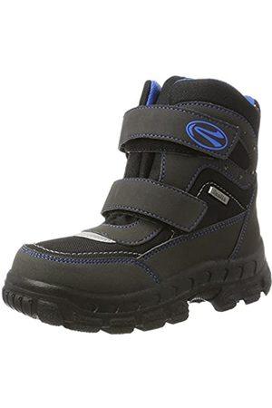 Richter Kinderschuhe Boys' Blinki (Davos) Snow Boots, ( /Lagoon 9901)