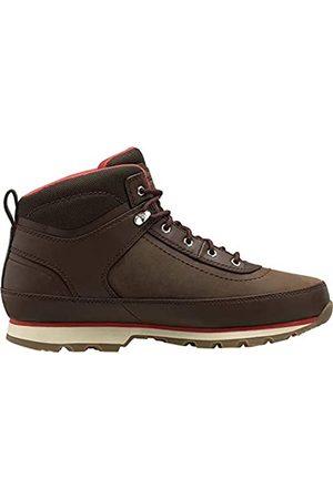 Helly Hansen Men Outdoor Shoes - Men's Calgary Hiking Boot, (Coffe Bean/Natura/ 747)