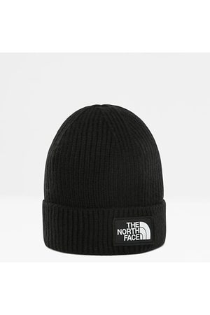 The North Face Beanies - Youth TNF Box Logo Cuff Beanie One