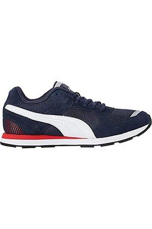 Puma Unisex Adults' Vista Sneakers, (Peacoat -High Risk )