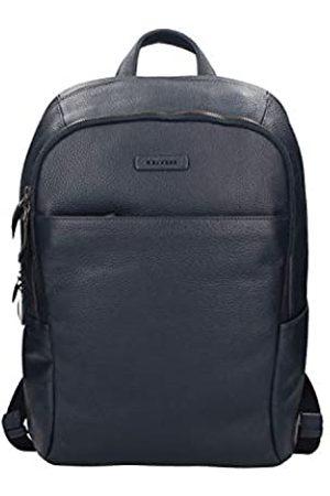 Piquadro Modus Special School Backpack 44 Centimeters (Blu)