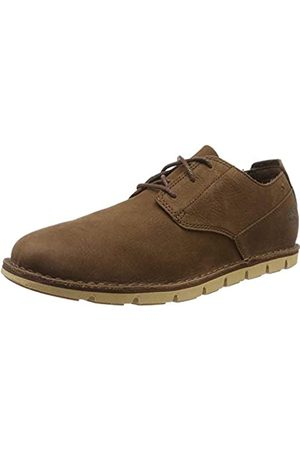 Timberland Men Formal Shoes - Men's Tidelands Oxfords, (Dark Nubuck)