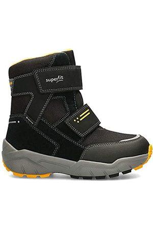 Superfit Boys' Culusuk 2.0 Snow Boots, (Schwarz/Gelb 00)