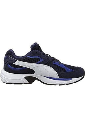Puma Unisex Adults' Axis Plus SD Trainers, (Peacoat-Galaxy 06)