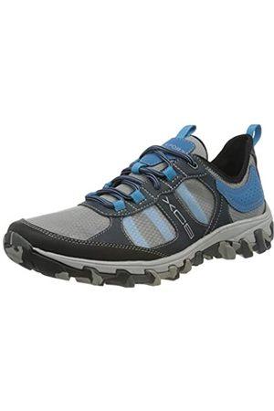 Rockport Men Ties - Men's Cold Springs Plus Ghillie Tie Closed Toe Sandals, ( Multi 002)