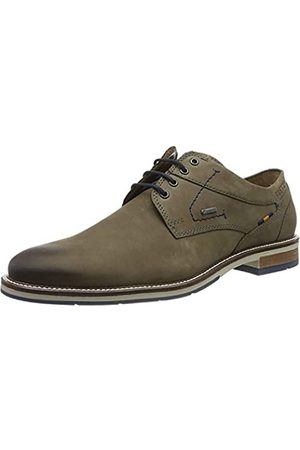 Fretz Men Men Formal Shoes - Andrew Derbys, (Fango 21)