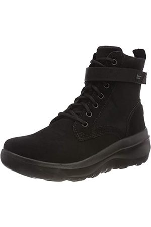 Skechers Women's SKYHIGH Ultra Ankle Boots, ( BBK)