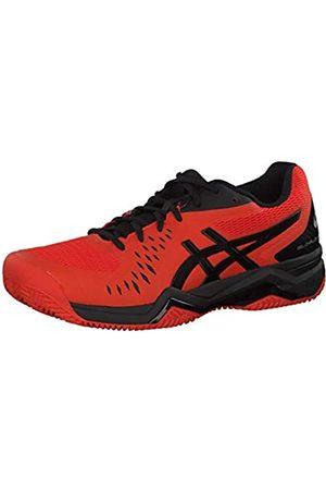 Asics Men Trainers - Men's Gel-Challenger 12 Clay Sneaker, Orange
