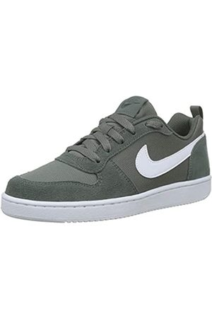 Nike Baby Boys' Court Borough Low Pe (Gs) Basketball Shoes, (Mineral Spruce/Pale Ivory 300)