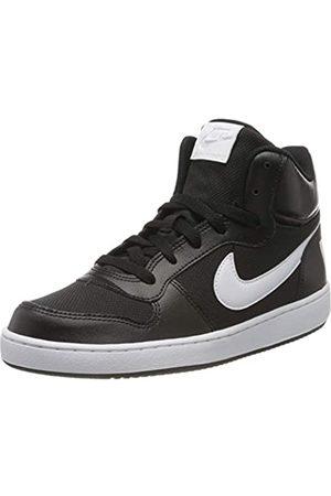 Nike Boys' Court Borough Mid Pe (gs) Basketball Shoes, ( / 001)