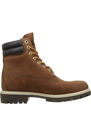 Timberland Men's 6 Inch Double Collar Classic Boots, (Rust Nubuck 643)
