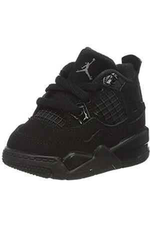 Nike Boys' Jordan 4 Retro (td) Basketball Shoe, / -Lt Graphite