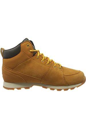 Helly Hansen Men's Tsuga High Rise Hiking Shoes, (New Wheat/Espresso/ NAT 724)