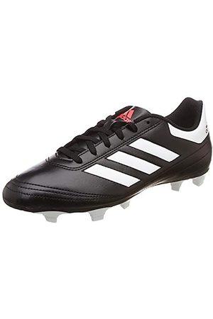 adidas Men's Goletto VI FG Football Boots, (Cblack/Ftwwht/Solred Cblack/Ftwwht/Solred)