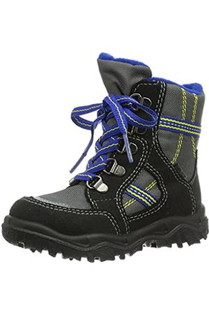Superfit Husky1, Boys Snow Boots, (Schwarz Multi 03)