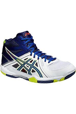 Asics Unisex Adults Gel Task MT B506Y-0142 Volleyball Shoes, (Indigo 001)